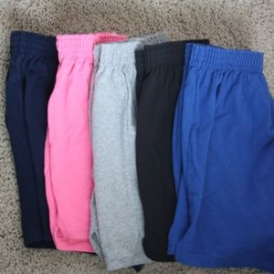 Pack of 5 Soffe Shorts
